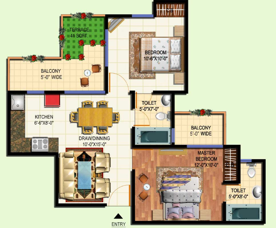 Amrapali Terrace Homes Noida Extension Call 8800496210