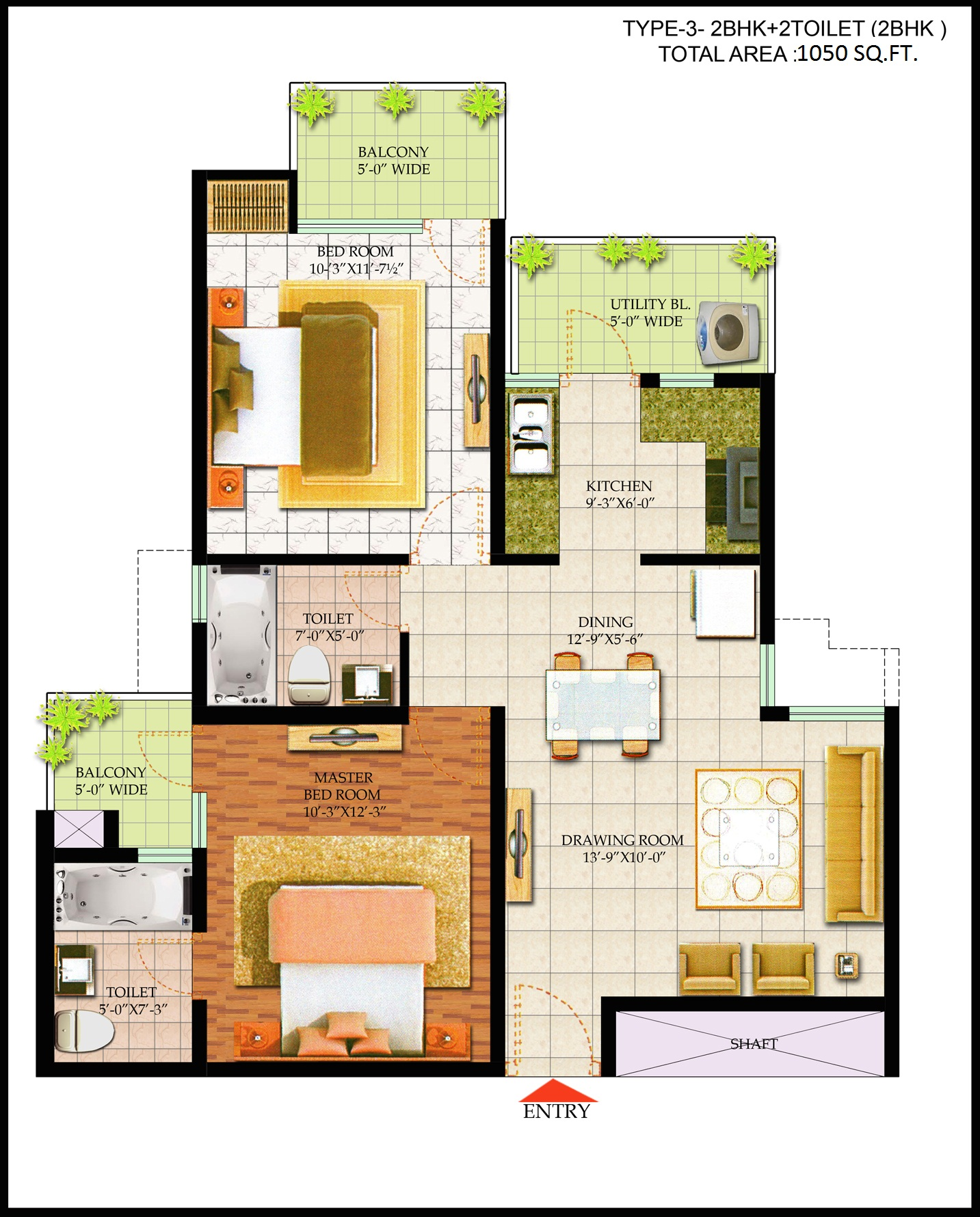 Bharat city ghaziabad 8800496203 bharat city phase 2 for 1050 sq ft floor plans
