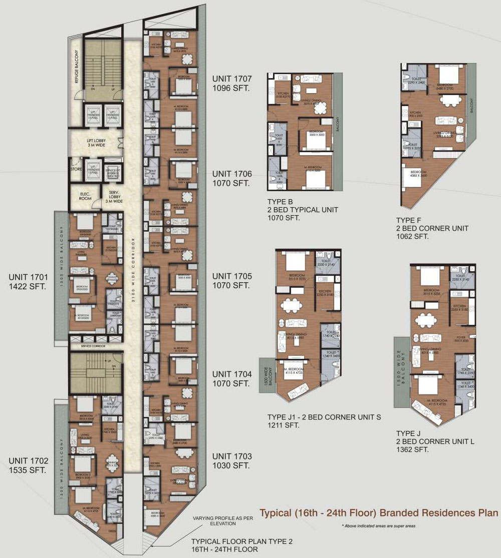 Sikka downtown noida expressway 8800496210 sikka the for 100 floors 26th floor