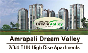 Amrapali Dream Valley Flats